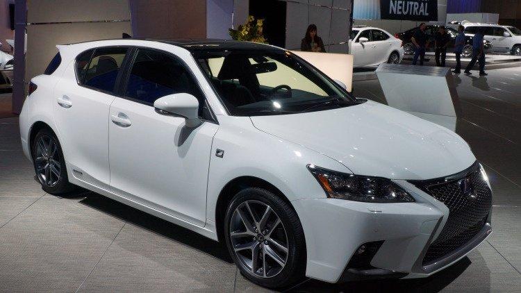 2017 Lexus CT200h Rumors