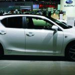 2017 Lexus CT200h Sport