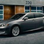 2017 Lexus ES 350 Release