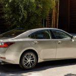 2017 Lexus ES 350 Sedan Model