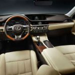 2017 Lexus ES Interior