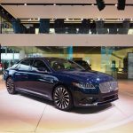 2017 Lincoln Continental Black Label MPG