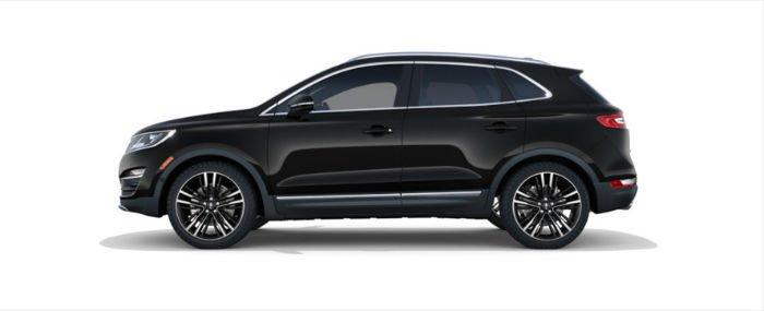 2017 Lincoln MKC Black Crossover