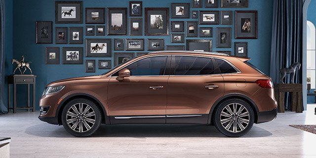 2017 Lincoln MKC Black Label Model