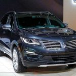 2017 Lincoln MKC MSRP