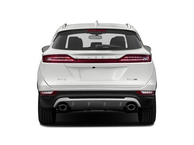 2017 Lincoln MKC Select Exhaust