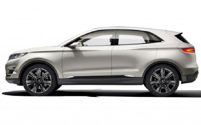 2017 Lincoln MKC Select Model