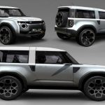 2017 Range Rover Defender Changes