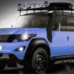 2017 Range Rover Defender Colors