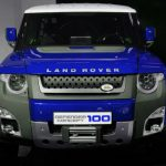 2017 Range Rover Defender Concept