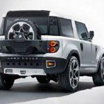 2017 Range Rover Defender Exterior