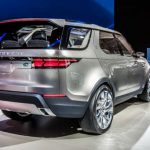 2017 Range Rover Discovery Sport Exterior