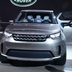 2017 Range Rover Discovery Sport Facelift