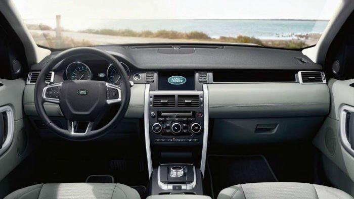 2017 Range Rover Discovery Sport Interior