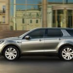 2017 Range Rover Discovery Sport Model