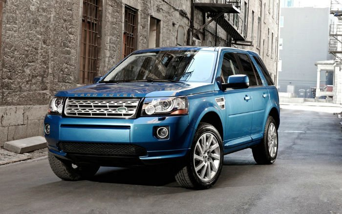 2017 Range Rover Discovery Sport Redesign