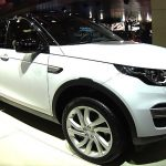 2017 Range Rover Discovery Sport White