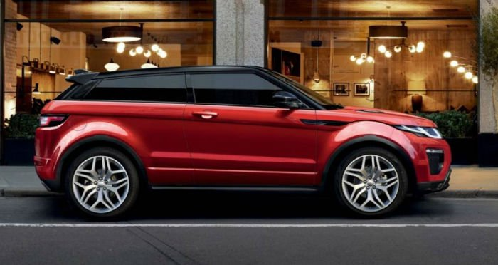 2017 range rover evoque. Black Bedroom Furniture Sets. Home Design Ideas
