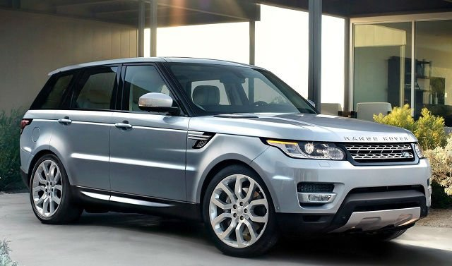2017 Range Rover HSE Changes