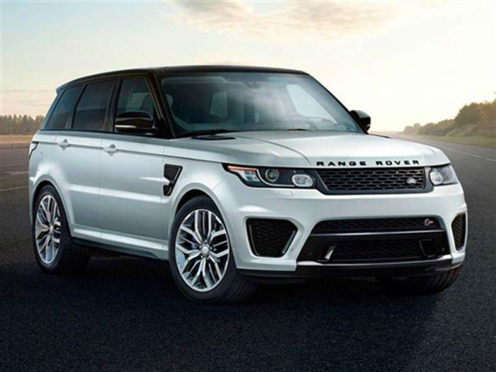 2017 Range Rover SRV