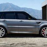 2017 Range Rover Sport Model