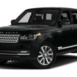 2017 Range Rover Vogue Black
