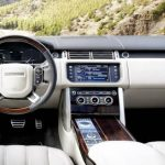 2017 Range Rover Vogue Interior