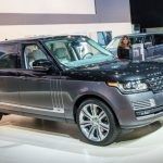 2017 Range Rover Vogue Model