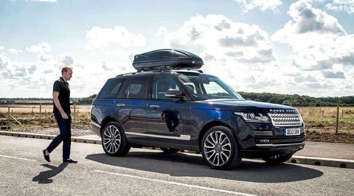 2017 Range Rover Vogue Official Photos