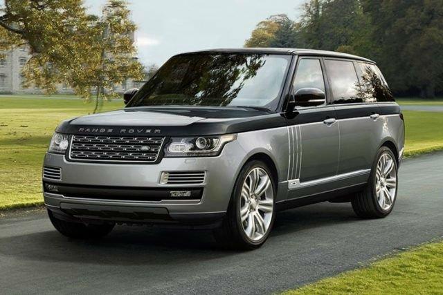 2017 Range Rover Vogue SE