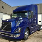 2017 Volvo Truck Colors Blue