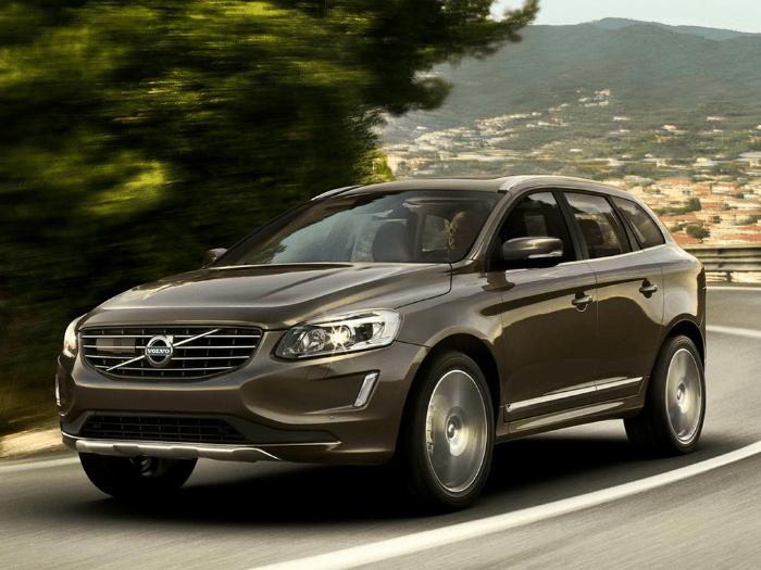 2017 Volvo XC60 4dr T5 FWD