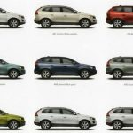 2017 Volvo XC60 Colors