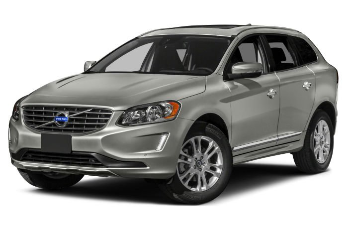 2017 Volvo XC60 T5 Inscription Model.