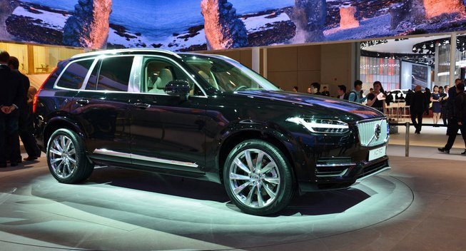2017 Volvo XC90 Excellence Model