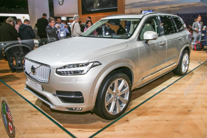 2017 Volvo XC90 T8 Hybrid T8 Excellence
