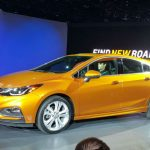 Chevrolet Cruze 2017 Images