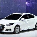 Chevrolet Cruze 2017 India Launch