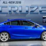 Chevrolet Cruze 2017 Sedan