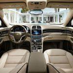 Chevrolet Malibu 2017 Interior