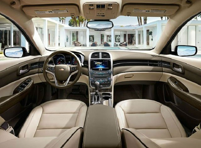 chevrolet malibu 2017 interior. Black Bedroom Furniture Sets. Home Design Ideas