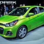 Chevrolet Spark GT 2017