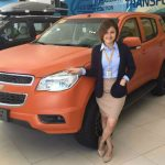 Chevrolet Trailblazer 2017 Philippines