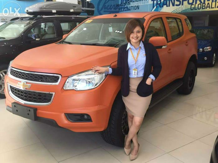chevrolet trailblazer 2016 philippines autos post. Cars Review. Best American Auto & Cars Review