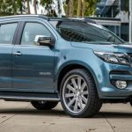 Chevrolet Trailblazer 2017 USA