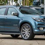 Chevrolet Trailblazer 2017 USA