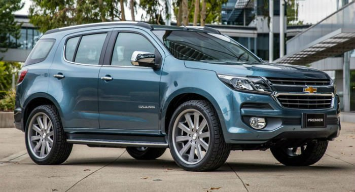 Chevrolet Trailblazer 2015 Top Upcoming Cars 2020