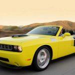 Dodge Challenger 2017 Convertible