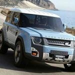 Land Rover Defender 2017 Model