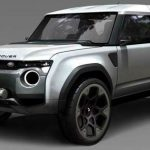 Land Rover Defender 2017